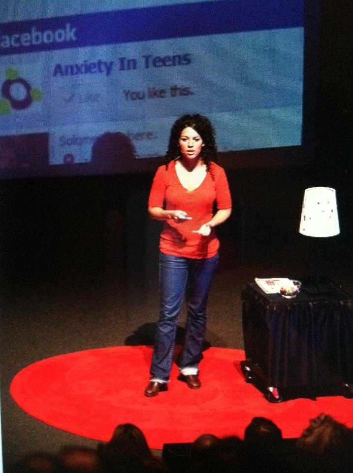 "TEDxTC Talk- Solome Tibebu - ""Surviving Anxiety"""